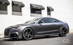 Audi RS5 by CEC in Los Angeles CA