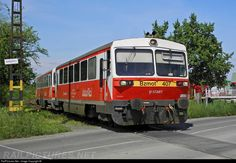 RailPictures.Net Photo: 407 Hungarian State Railways (MÁV) Bzmot at Békéscsaba, Hungary by Máté Szilveszter