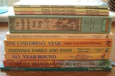 heirloom seasons: Waldorf Early Years Resources