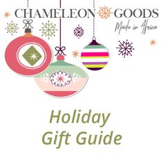 Holiday Gift Guide - We've Got You Covered! Gift ideas for all the people in your life.
