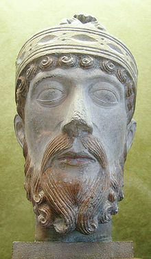Lothair (941 - 986). King of the West Franks from 954 to 986. He married Emma of Italy and had a son.