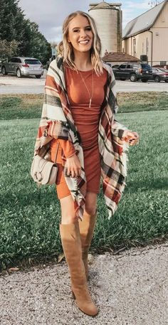 Fall Wedding Outfits, Cute Fall Outfits, Fall Winter Outfits, Casual Wedding Outfit Guest, Winter Wear, Cute Fall Clothes, Winter Clothes, Feminine Fall Outfits, Snow Clothes