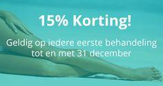 DE-FUZZ: 15% openingskorting op je eerste behandeling!