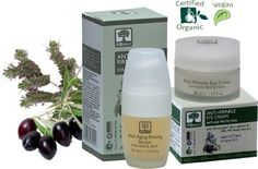 Mediterranean Anti-Aging Set by BIOselect by Erythis, Inc.. $102.98. Qualifies for our sharing discount! Available for $102.98 from our website.. Made in Greece and based on the ancient beauty secrets of olive oil and dictamelia the certified organic BIOselect Serum and Eye Cream offer a natural anti-aging solution that truly works. Here's what you get: * BIOselect Anti-Aging/Firming Serum: Enriched anti-aging serum for face and neck care. Dictamelia*, in combination wi...