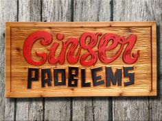 The Carving Company   Full Service Custom Carved Sign Shop   Custom Business Signs - Carved Wood Sign (B5)