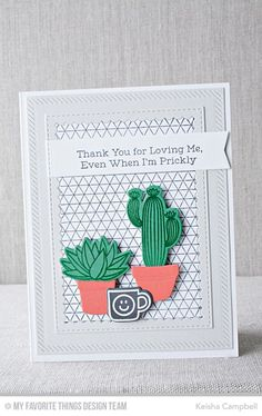 Sweet Succulents, Sweet Succulents Die-namics, Perfect Planters Die-namics, Get Down to Business, Get Down to Business Die-namics, Stitched Rectangle Scallop Frames Die-namics, Inside & Out Diagonal Stitched Rectangle STAX Die-namics, Blueprints 27 Die-namics - Keisha Campbell  #mftstamps