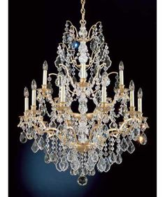 Schonbek 5773 Bordeaux 32 Inch Chandelier | Capitol Lighting 1-800lighting.com