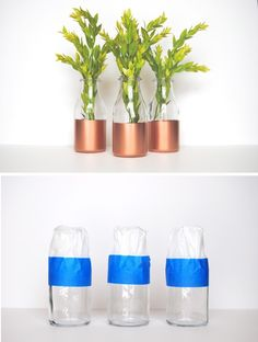 Bottle copper spray bottles - Home Decorating Trends - Homedit