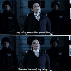 Missy, Doctor Who.