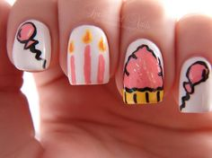 20-Happy-Birthday-Nail-Art-Ideas-Designs-For-Girls-2013 - Spellbound Nails