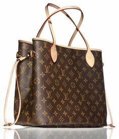 Never Full Louis Vuitton Handbag-the everyday bag that I will use til it disintegrates!!