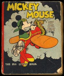 "Big Little Book,""Mickey Mouse."""