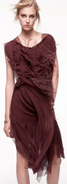 Nina Ricci; I like this, but I'd love it, if it was in a different color.