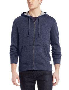 Lucky Brand Men's Grey Label Perfect Hoodie - List price: $89.50 Price: $26.85 Saving: $62.65 (70%)