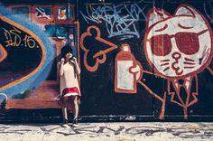 #KindermodeLabel #CAVALIER – Das Pasche Dress ist eine Hommage an den Designer des berühmten Rolling Stones Logo.