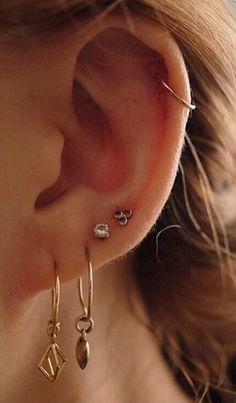J. Colby Smith #piercings #earpiercings