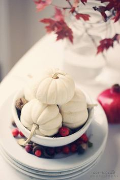 Autumn ~ Decor #wegivethanks