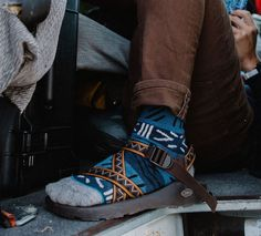 Men's fall Chaco sty
