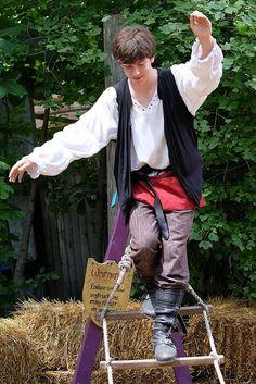 Renaissance Fest boy costume