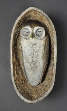 Hib Sabin | Dreaming Owl II Pinned by www.myowlbarn.com