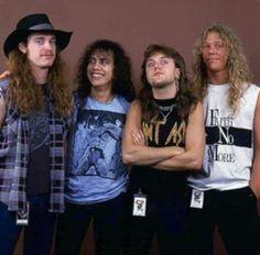Metallica...