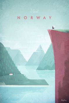 Norway. I can't Fiord it