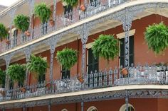 The Vieux Carré's iron balconies are plenty talkative. (via Atlas Obscura) #flights & #hotels #Cruises #RentalCars #mexico #lajolla #nyc #sandiego #sky #clouds #beach #food #nature #sunset #night #love #harmonyoftheseas #funny #amazing #awesome #yum #cute #luxury #running #hiking #flying