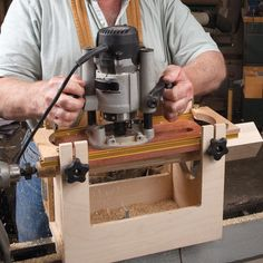 Spindle Fluting Jig Woodworking Plan by Woodcraft Magazine