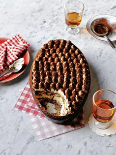Delicious Desserts, Dessert Recipes, Party Sweets, Kiss The Cook, Tiramisu, Creme Brulee, Trifle, Butter Chicken, Sweet Tooth