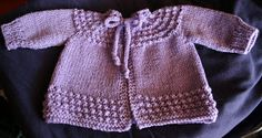 Baby Jiffy Knit Sweater pattern by Cathy Waldie – knitting sweaters for kids Baby Knitting Patterns, Baby Cardigan Knitting Pattern Free, Baby Sweater Patterns, Baby Hats Knitting, Baby Patterns, Knitting Ideas, Knitting Projects, Crochet Patterns, Knitting Sweaters