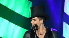 Adam Lambert wants to be American idols next judge.