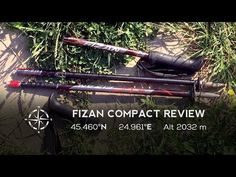 Fizan ultralight hiking poles and moutain gear reviews.