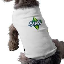 The Sims 3 top for dogs