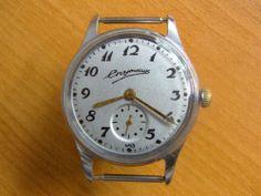 Sputnik VOSTOK Russian Soviet Watch 1957 | eBay $65 +15s