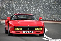 Ferrari 288 GTO, y pensar que me regalaron uno a escala y lo hice m!