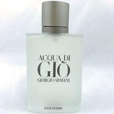 Acqua Di Gio Giorgio Armani Pour Homme 100 ml 3.4 Oz Eau De Toilette Spray #GiorgioArmani #ad