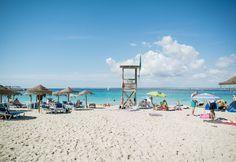 """Der Naturstrand """"Es Trenc"""" übt eine unglaubliche Faszination aus. Unsere Alternative ist jedoch die Playa de Marques, der Anfang des Es Trenc Strandes."""