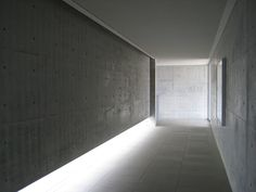 concrete and light. tadao ando - naoshima