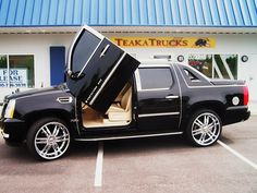 2017 Cadillac Escalade Ext Pick Up Esv Pimped Out Cars