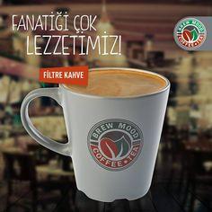Güne başlarken, okurken, çalışırken, sohbet ederken seninle… www.brewmood.com.tr #coffee #izmir #tea #filtrekahve #brewmood
