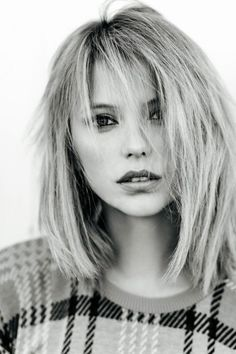 Riley Voelkel haircut from the originals - Google Search