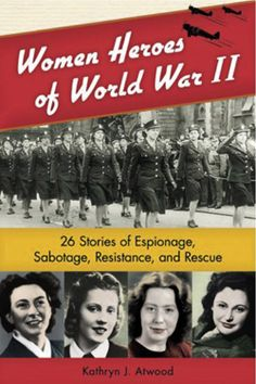 """Women's History Books. My mom was a """"Rosy Riveter"""" at a bomb factory in Maryland."""