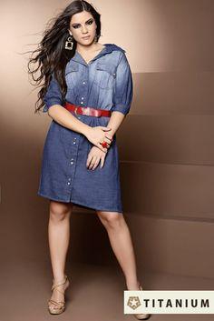 A mistura de itens mega básicos com outros trend é uma excelente maneira de investir em um look casual. Confira a aposta da Titanium Jeans para esse estilo.     http://www.titaniumjeans.com.br/blog/index.php?id=40