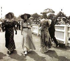 Fashion at Royal Ascot - UK - 16 June 1931