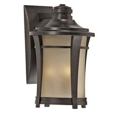 """Harmony 17 1/2"""" High Imperial Bronze Outdoor Wall Light"""