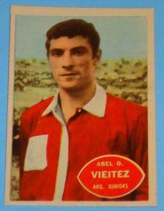 1965 Abel Vieytes - Argentinos Jrs #60