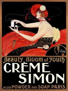 Luscious loves: Art Deco illustration