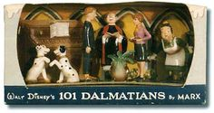 101 Dalmatians Series Lists Disneykins