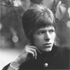 David Bowie by David Wedgbury, 1966