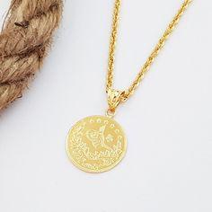 On Çeyrek Altınlı Halat Zincirli Kolye Fashion Dresses, Gold Necklace, Jewellery, Accessories, Women, Fashion Show Dresses, Gold Pendant Necklace, Jewels, Trendy Dresses